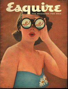 Esquire August 1954