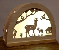 Encourage sweet dreams with beautiful night lights