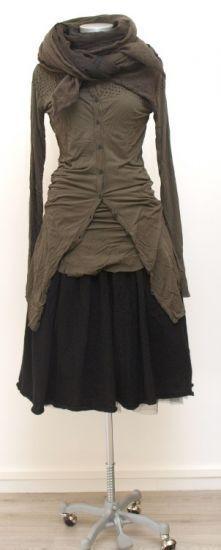 Верх для нижнего платья 2