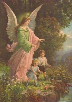 Este Ángel tutelar, a quien la Iglesia llama Ángel Custodio, se nos concedió para que nos guiasen en el camino de la salvación.