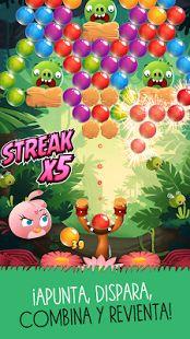 Angry Birds POP Bubble Shooter: miniatura de captura de pantalla