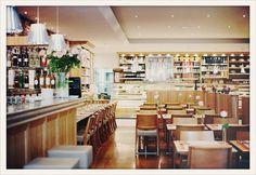 Bread and Roses @ Concorde // Resto-épicerie-boulangerie-salon de thé: déjeuners sains et légers 25 rue Boissy d'Anglas 75008 & 62 rue Madame 75006 Paris. Mon-Fri: from 8h Sat: 10-20h Sun closed