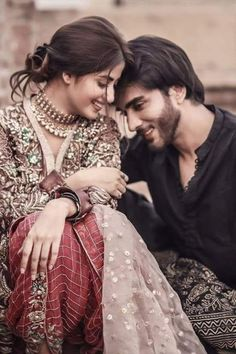 Sajal Ali and Imran Abbas Photoshoot by Haseeb Siddiqui! Photoshoot of Sajal Ali and Imran Abbas is really amazing. Have a look on their photoshoot Indian Wedding Couple Photography, Wedding Couple Poses, Couple Photography Poses, Bridal Photography, Couple Shoot, Wedding Couples, Cute Couples, Couple Pics, Saris