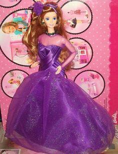 1995 Purple Passion Barbie