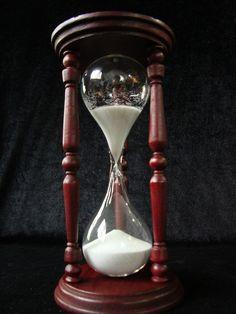 Reloj De Arena Torneado, 30, Premium, Relojes De Arena ! - $ 889,99 en MercadoLibre