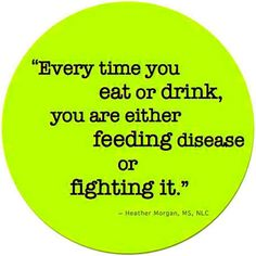 "I'm not much on the whole ""lets get thin!"" I just wanna be healthy. This is an awesome quote to remember when your choosing your foods for the benefit of good health. Food Quotes, Health Quotes, Nutrition Quotes, Eating Quotes, Vegan Quotes, Diet Quotes, Fruit Quotes, Health And Wellness, Health Fitness"