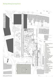 Galería - Barking Central / Allford Hall Monaghan Morris - 101