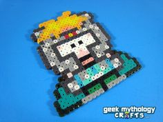 south park coon and friends perler - Google Search