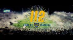 ¡Feliz cumple, Boca Juniors querido!