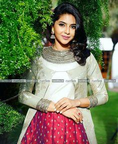 Urban Fashion Photography, Girl Photography, Anarkali, Saree, Zardosi Work, Indian Wedding Photos, Malayalam Actress, India Beauty, Mehndi Designs