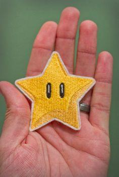 Parches de Mario Bros. | La Guarida Geek
