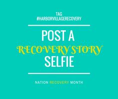 What Does Recovery Look Like? Photo Contest for National Recovery Month