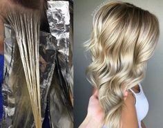 HOW-TO, Pricing & Formulas #behindthechair #blonde #balayage #highlights…