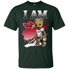 Illinois State Redbirds Groot I Am T shirts Hoodies Sweatshirts