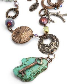 Vintaj - N0701 - Treasures of the Deep