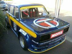 Simca 1005 rallytrim