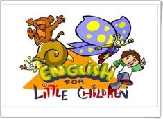 English For Little Children English Games, English Resources, English Activities, English Class, Teaching English, Learn English, Games For Kids, Activities For Kids, Little Children