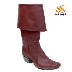 Sypher Knight Boots, $350 - Custom Leather Boots - Legendary Sypher Knight Boots - Costume Boots - Red Boots