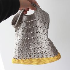 Hæklet net | Lutter Idyl