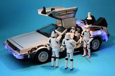 #backtothefuture #DeLorean #starwars