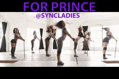 """Prince step tribute """"When doves cry"""""""