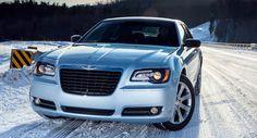 Los Mejores Autos: Chrysler 300 Glacier 2013