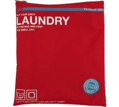 Sick of those plastic laundry bags you get in the hotel?