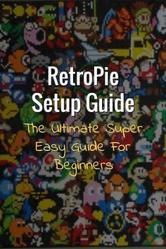 This is a step by step guide to creating your first retro gaming console using RetroPie. This RetroPie setup guide is written for people with very little programming knowledge and experience. If you can navigate the internet, download files, install application and transfer files to USB sticks, this will be a breeze. This RetroPie setup guide also makes for a great project to build with your kids. The RetroPie build is a great way to introduce children to computing and programming.