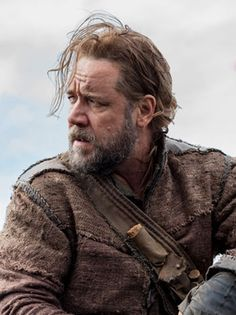 First Look: Russell Crowe Bearded and Burly As 'Noah' in Aronofksy's Biblical Genesis Epic   Thompson on Hollywood