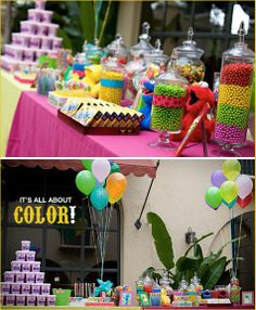 don't use just ordinary invitations!! have your #kids use #invitebandz for this fun-filled #party! #crayola #crayons #decorations