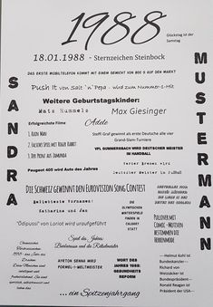 The year in 2018 is the birthday .- Der Jahrgang im Jahr 2018 steht der Geburtstag an. Dieser Druck ist ei… The year 1988 – in 2018 is the birthday. This print is a great and very individual birthday gift. Interesting events from culture, sport or … - Tumblr Funny, Funny Memes, Jokes, Space Australia, The More You Know, Tumblr Posts, Laugh Out Loud, Dumb And Dumber, The Funny