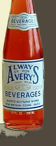 Welcome to Avery's Beverages, located in New Britain, Connecticut since 1904, providing over 30 soda flavors.