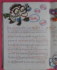 Tate & Fate - 47 Learning Italian, Interactive Notebooks, Primary School, Grammar, Bullet Journal, Coding, Montessori, Teaching, Studio