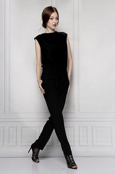 black overalls furelle