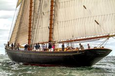 The Pilot Schooner Virginia.