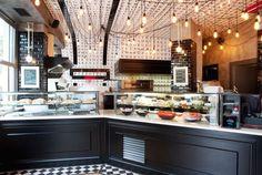Pizza Restaurant Interior Design