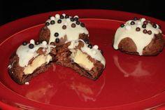 La crema pastelera... con chocolate blanco y fruta de la pasión!!