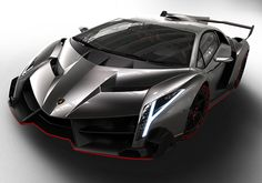Lamborghini Veneno 0-60 in under 3 seconds.  12 Cylinders.  220mph ..um. OKAY!