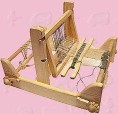 Russian toy loom.