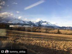 Ľudia zo Slovenska cestujú do zahraničia a pritom si neuvedomujú aké úžasné poklady tu máme  tak tak pravda  @tommy_strba ...... #tatry #hightatras #tatramountains #slovensko #slovakia #railway #mountains #nature #landscape