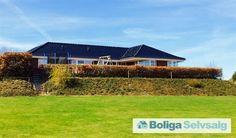 Vissehøj 34, 9210 Aalborg SØ - Lækker villa - Panoramaudsigt - toppen af Visse, Aalborg SØ #villa #aalborg #selvsalg #boligsalg #boligdk