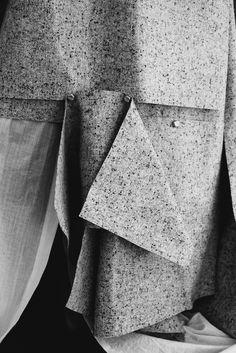 Daniel Gregory Natale Graduate Collection via @deuxhommes