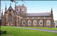 Saint Patricks Cathedral, County Armagh, Ireland