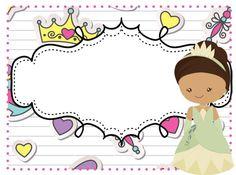 Marcos niñas (8) - Imagenes Educativas