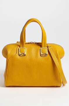 """Fendi 'Chameleon - Small' Leather Tote 