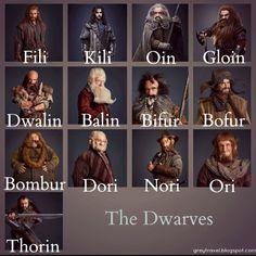 The dwarves.