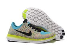 official Online store of Womens Nike Free RN Flyknit Rainbow Sky-blue Black Ultra-light Running Shoes Price Cuts,shop Nike shoes with online Authorized retailer, Buy Now! Cheap Nike Running Shoes, New Nike Shoes, Nike Shoes For Sale, Cheap Nike Air Max, Nike Factory Outlet, Nike Outlet, Popular Sneakers, Popular Shoes, Buy Nike Shoes Online
