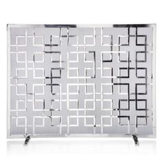 Piazza Fire Screen from Z Gallerie