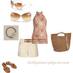 Outfit, created by shellyontour on Polyvore