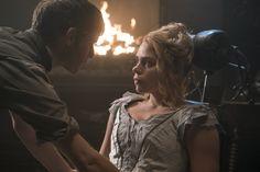 Harry Treadaway as Dr. Victor Frankenstein/ Billie Piper as Brona Croft (Lilly) in Penny Dreadful Season 3 ep: Ebb Tide.